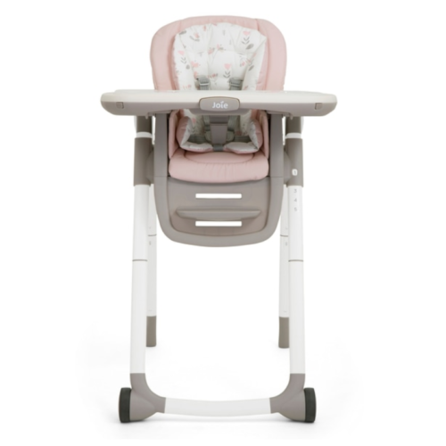 Joie Multiply Forever Flowers 6in1 High Chair plus Accessories