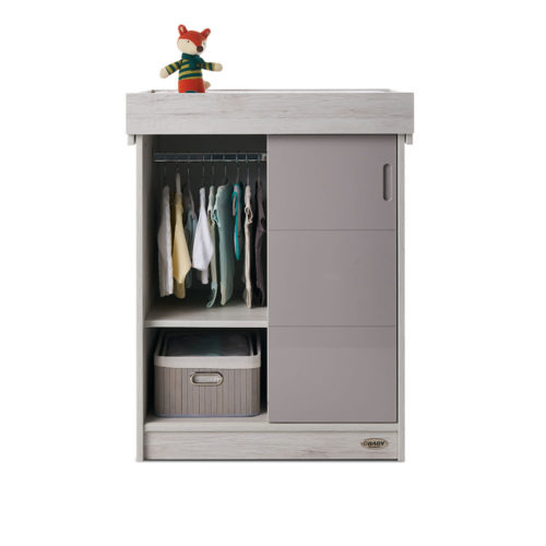 Obaby Madrid Changing Unit - Lunar