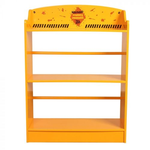 Kidsaw JCB Muddy Friends Bookcase3