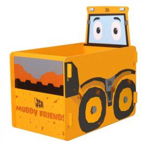 Kidsaw JCB Muddy Friends Toybox