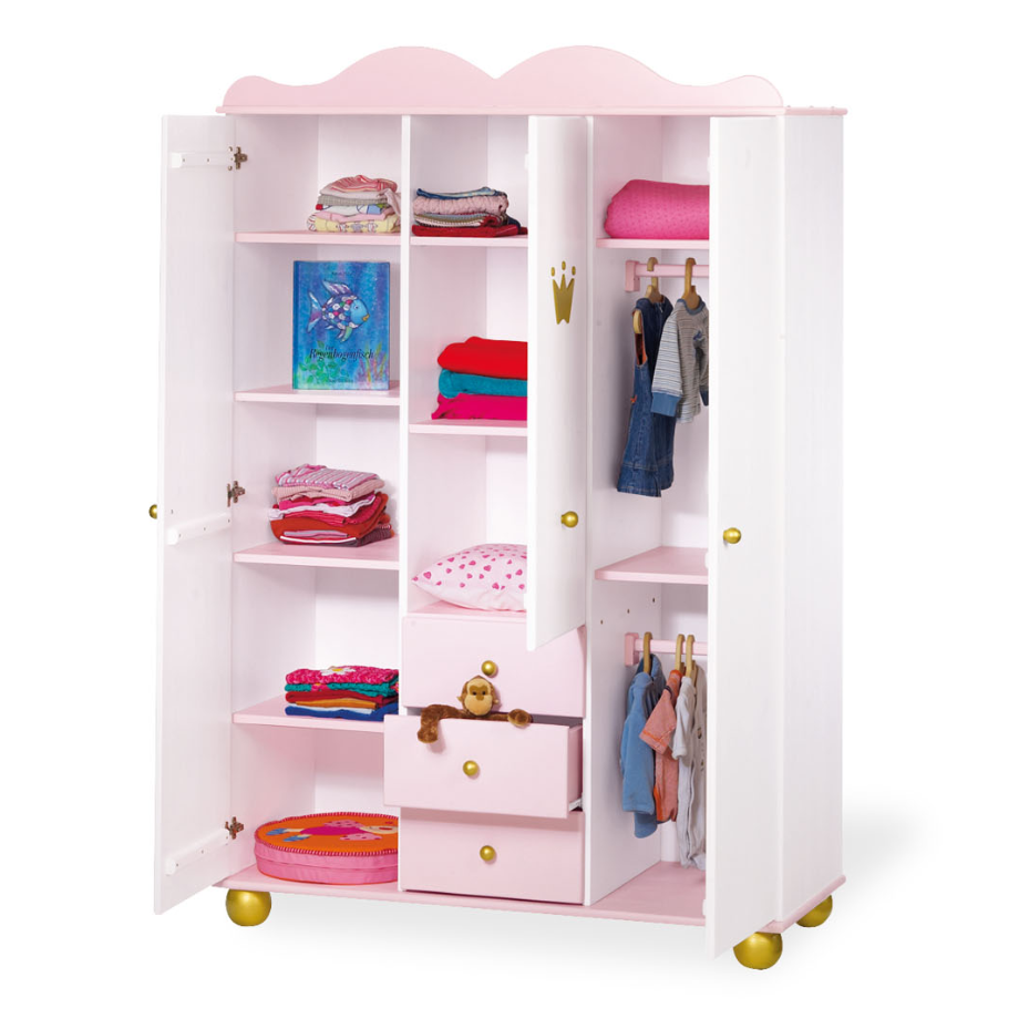 Pinolino Princess Karolin Wardrobe1
