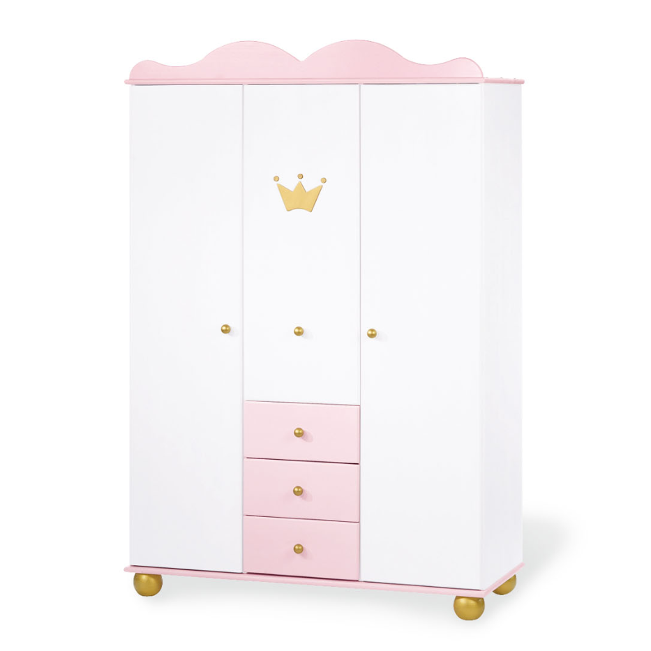 Pinolino Princess Karolin Wardrobe