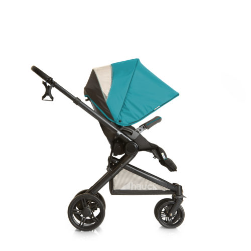 Hauck Atlantic Plus Travel System Everglade1