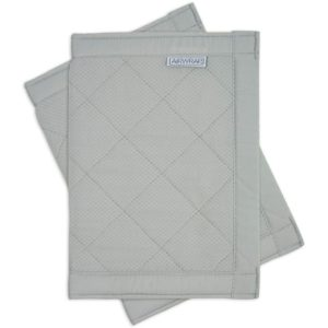 Airwrap-2-Sided-Cot-Protector-Silver