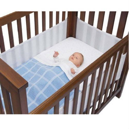 Airwrap-2-Sided-Cot-Protector-White