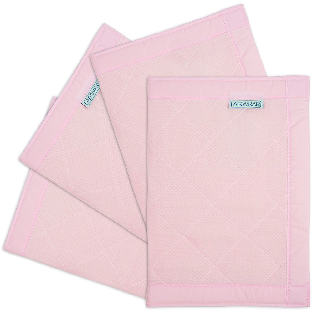 Airwrap-4-Sided-Cot-Protector-Pink