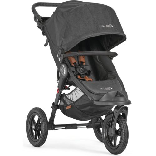 Baby Jogger City Elite Stroller Newborn Package - 10th Anniversary Edition