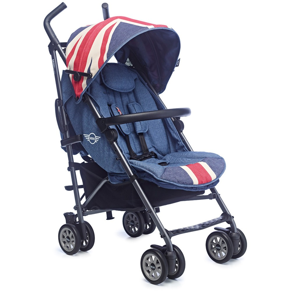 2220a65b87 Easywalker MINI Buggy plus accessories - Union Jack Vintage - Baby ...