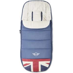 Easywalker-MINI-Footmuff-Union-Jack-Vintage