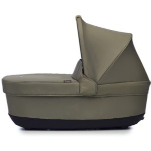 Easywalker-Mosey-Carrycot-Moss-Green