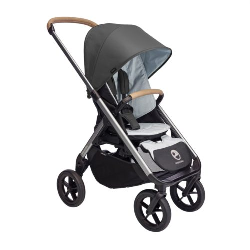 Easywalker-Mosey-Pushchair-Pebble-Grey