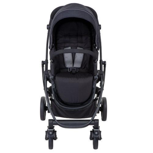 Graco-Evo-Stand-Alone-Stroller-Black-Grey
