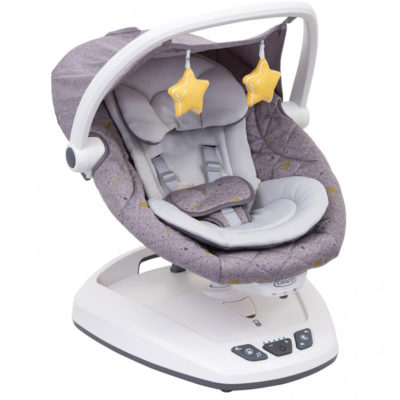 Graco Move With Me Swing with Canopy - Stargazer