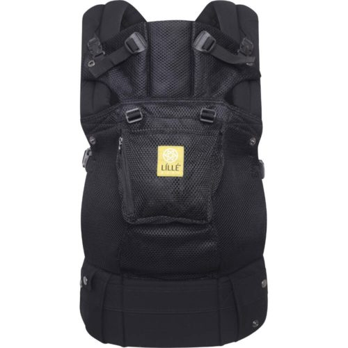 Lillebaby-Complete-Airflow-6-in-1-Baby-Carrier-Black-1