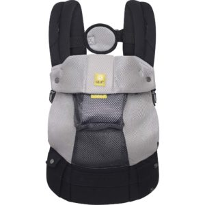Lillebaby-Complete-Airflow-6-in-1-Baby-Carrier-Grey-Silver