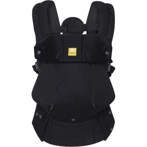 Lillebaby-Complete-All-Seasons-6-in-1-Baby-Carrier-Black