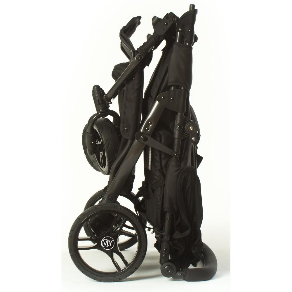 My-Child-Easy-Twin-Stroller-Grey-4