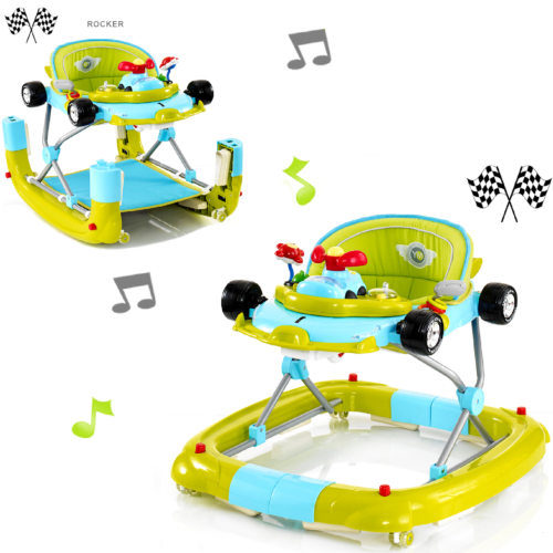 My-Child-F1-Car-Walker-green