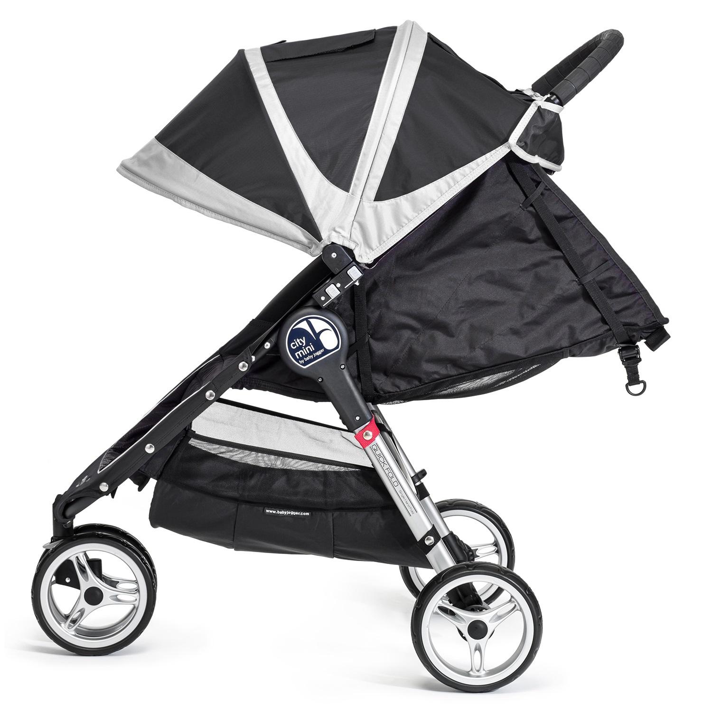 Baby Jogger City Mini Single Travel System Black Baby