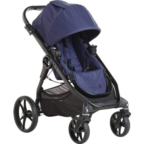 Baby Jogger City Premier Newborn Package - Indigo
