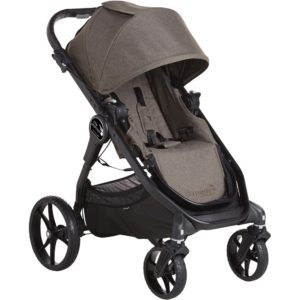Baby Jogger City Premier Newborn Package - Taupe