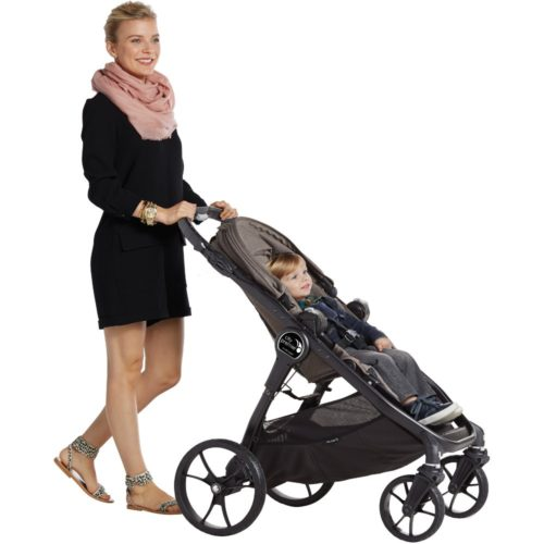 Baby Jogger City Premier Newborn Package Taupe
