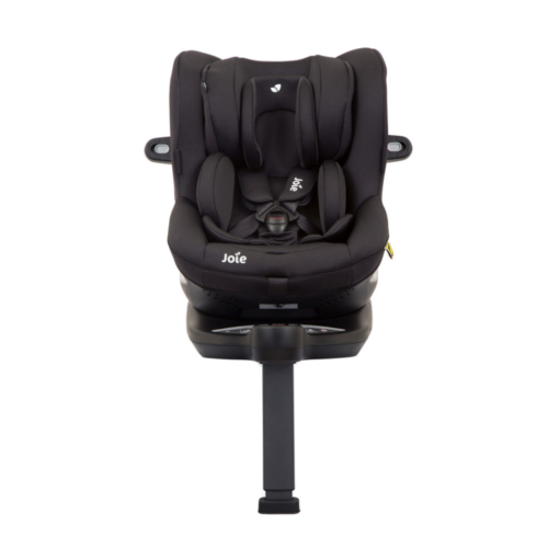 Joie i-Spin 360 i-Size Car Seat - Coal plus Accessories