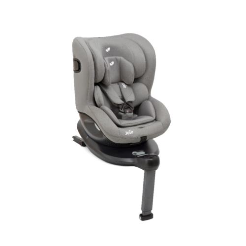 Joie i-Spin 360 Grey Flannel i-Size Car Seat plus Accessories