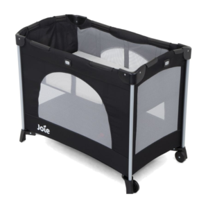 joie-kubbie-travel-cot-coal