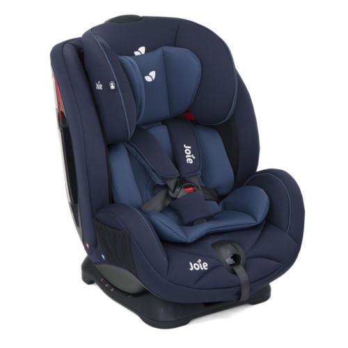 Joie Stages Navy Blazer Car Seat Plus Accessories