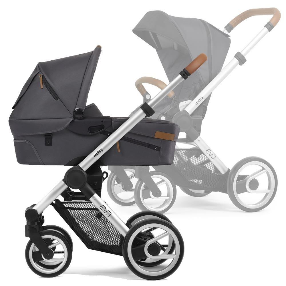 mutsy-evo-multifunctionstroller-with-silver-frame-collection-2019-urban-nomad-dark-grey