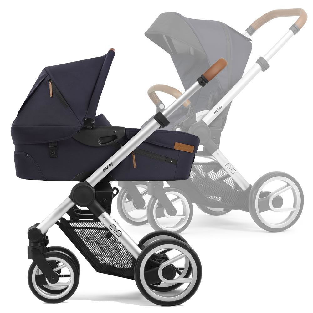 mutsy-evo-multifunctionstroller-with-silver-frame-collection-2019-urban-nomad-deep-navy