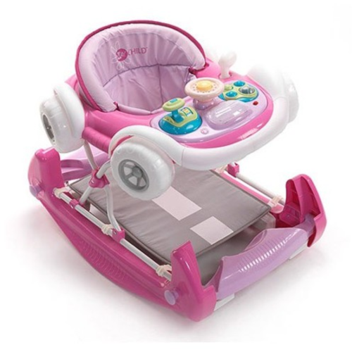 My Child Pink Coupe Walker
