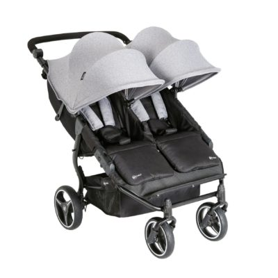 My Child Grey Easy Twin Double Stroller