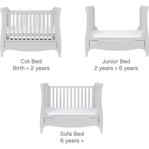 tutti-bambini-roma-sleigh-cot-bed-sizes-in-dove-grey