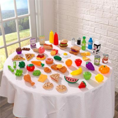 Kidkraft 65 Piece Play Food Set