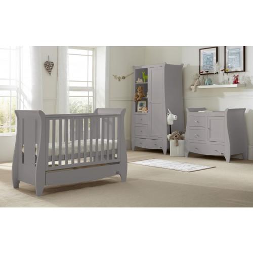 Tutti Bambini Katie 3 Piece Nursery Room