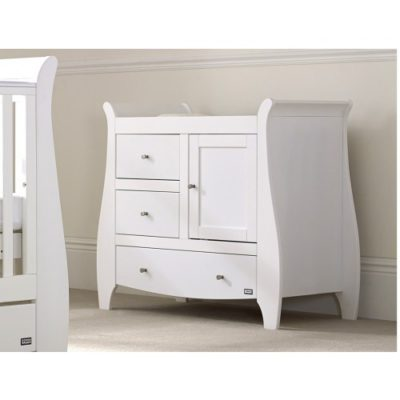 Tutti Bambini Lucas Nursery Room Set Builder White Baby And Child Store