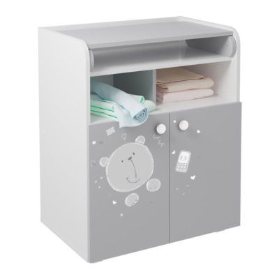 Kudl Kids Changing Board Cupboard