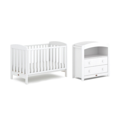 Boori Alice 2 Piece Room Set - Barley White