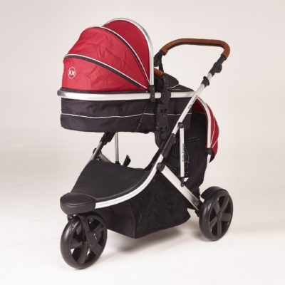 Kids Kargo Fitty Jogger DS Combi Tandem - Red