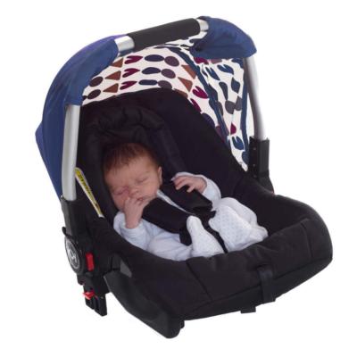 Kids Kargo Safety Pod 0+ Car Seat - Blueberry