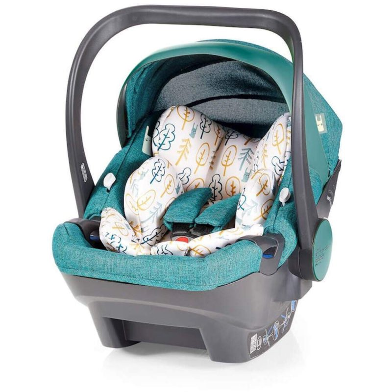 Cosatto Dock Hop To It I-Size Car Seat Plus Accessories