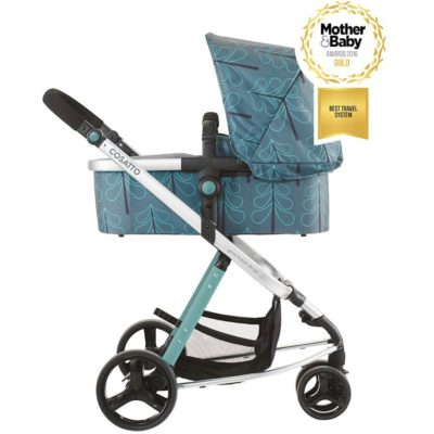 Cosatto Giggle 2 Pram and Pushchair - Fjord