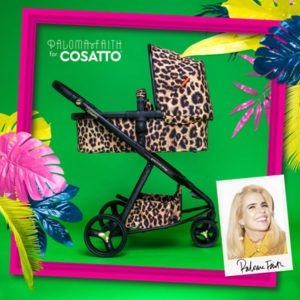 Cosatto Giggle 3 Special Edition Pram and Pushchair - Hear Us Roar