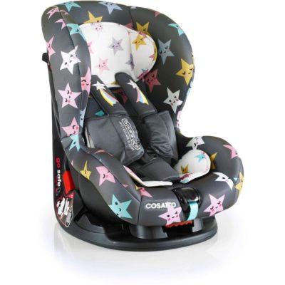 Cosatto Moova Happy Hush Stars Car Seat
