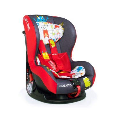 Cosatto Moova Monster Mob Car Seat Plus Accessories