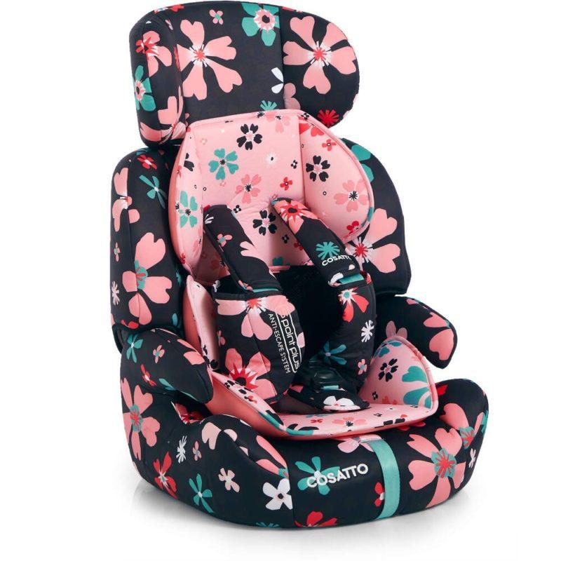 Cosatto Zoomi 123 Car Seat – Paper Petals