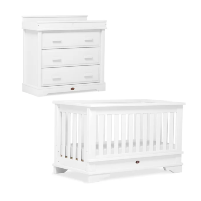 Boori Eton 2 Piece Room Set - Barley White
