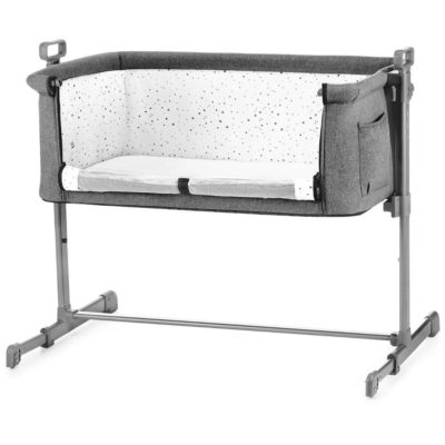 Kinderkraft Neste 2in1 Cot with Mattress Baby Bed Children Baby Travel Cot